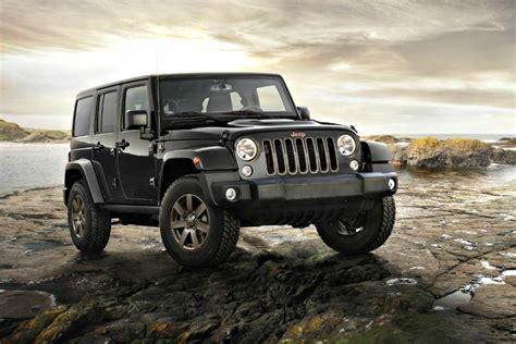 Jeep Wrangler Italia Jeep Ecco Il Badge E Le Serie Limitate Per I 75 Anni