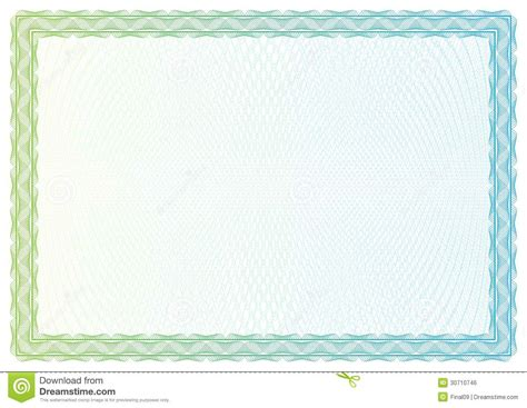 graduation borders templates free certificado moeda e diplomas do molde imagem de stock