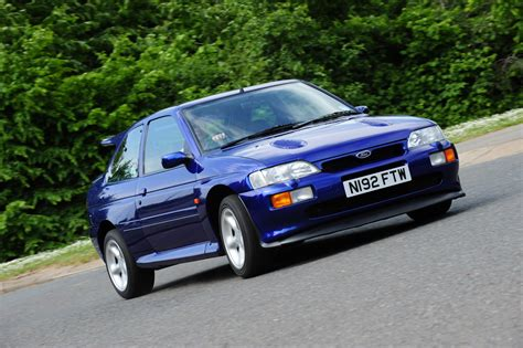 ford escorts ford rs cosworth buying guide evo