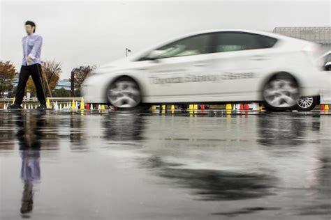 Toyota 2020 Autonomous Driving by المپیک 2020 توکیو و ماشین های خودروهای خودران مجله پدال