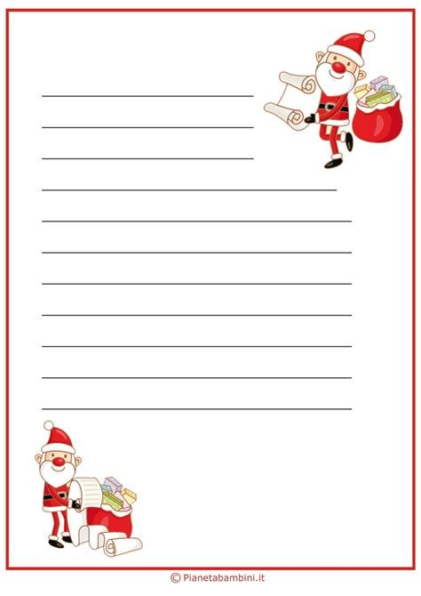lettere di babbo natale da stare gratis carta da lettera babbo natale disegni da colorare imagixs