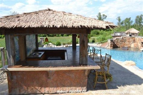 backyard tiki hut ideas 20 best images about outdoor kitchens on pinterest clinton n jie bar and tiki house