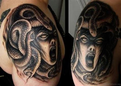 madusa tattoo 73 classic medusa tattoos on arm