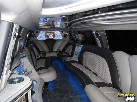Limousine Interior Design by Vehicles Limousine Interior Inside Of Hummer Ford H2 And