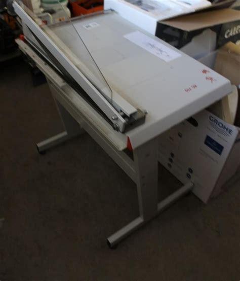 papier tafel snijtafel voor papier afm ca hxbxd 85x60x85