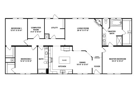 buccaneer homes floor plans premier homes shreveport in shreveport la manufactured