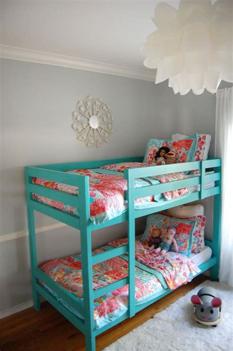 bunk beds for girls best 25 girls bunk beds ideas on pinterest bunk beds