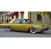 1962 Ford Thunderbird  Vehicles
