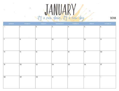 printable monthly calendar 2018 free monthly calendar printable calendar 2018