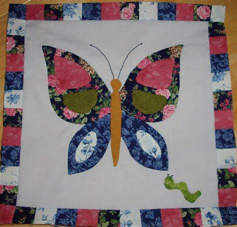 Patchwork Butterfly Pattern - 17 best images about butterfly quilts on