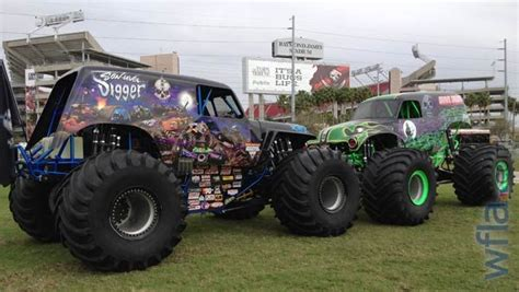 pics of grave digger truck pics for gt trick my truck grave digger