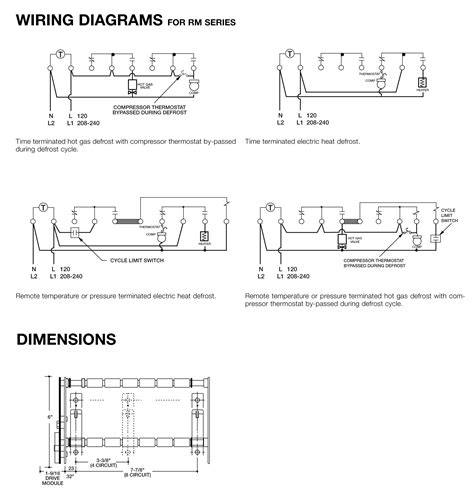 defrost timer 8141 20 wiring diagram electric heat defrost