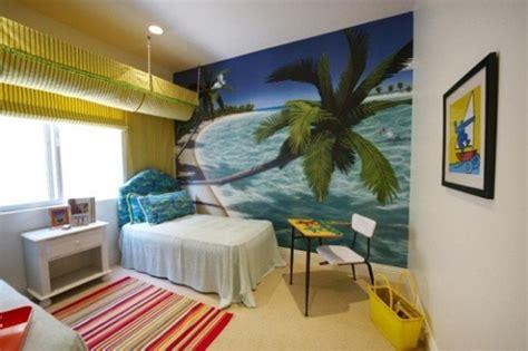 chambre plage id 233 es de d 233 coration marine pour la chambre d enfant