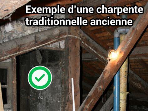 Prix D Une Charpente 3907 by Prix Travaux Charpente Devis