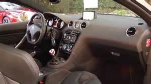 Peugeot Rcz R Interior Peugeot Rcz R Interior Design Automototv