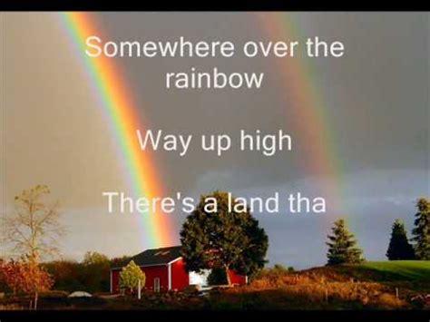 testo the rainbow testo somewhere barbra streisand testi canzone testi
