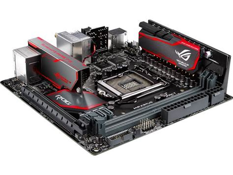 Asus Lga1151 Prime B250 Pro Mainboard Motherboard oc3d article asus am4 crosshair vi impact pictured