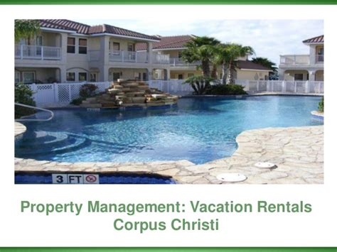 Cabins For Rent In Corpus Christi Tx by Property Management Vacation Rentals Corpus Christi
