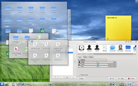 kde photo layout editor file screenshot of kde 4 3 png