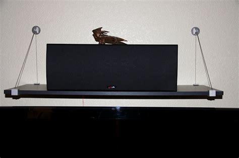 center speaker shelf avs forum home theater