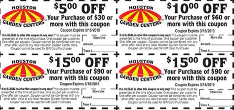 Houston Garden Center Coupons houston garden center free printable coupons