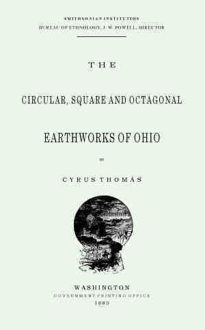 the nacoochee mound in classic reprint books the circular square and octagonal earthworks of ohio by