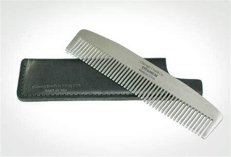 titanium comb chicago titanium comb collection lumberjac
