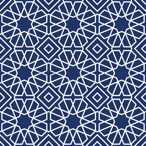 geometric pattern vector islamic islamic geometric pattern design vector image 1979675