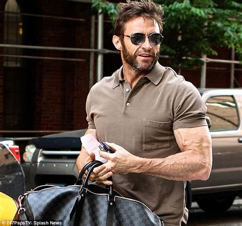 men with public hair pic hugh jackman stalker who threw razor filled with pubic