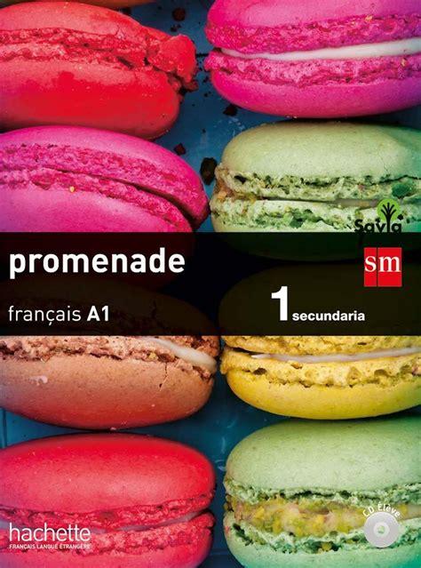 libro promenade franais 2 eso 1 186 eso libros de textos curso escolar 2015 2016 171 francale