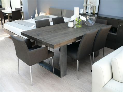 Grey Dining Table And Oak Furniture Superstore ? The Home