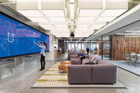 Uber Nyc Office Location by And Above Studio O A Designs Hq For Uber