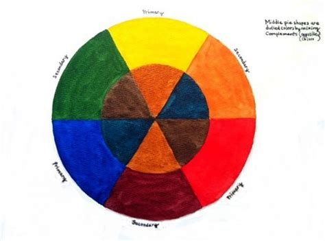 who invented the color wheel inspiration from the world of insects an artist s palette