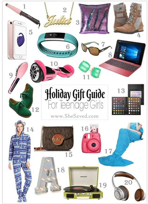 25 best ideas about teenage girl gifts on pinterest