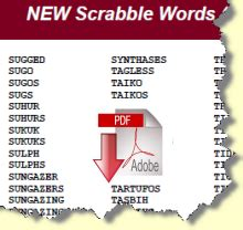 collins official scrabble word finder word newsletter members pages