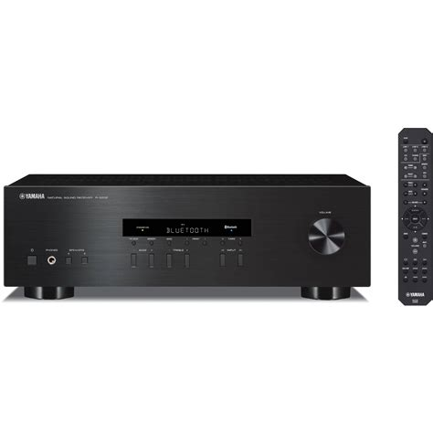 yamaha r s202 stereo receiver with bluetooth black r s202bl