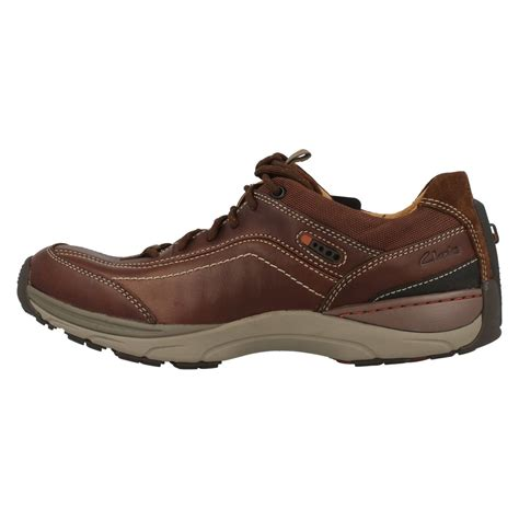 Sepatu Clarks Active Air mens clarks casual active air vent shoes skyward vibe ebay