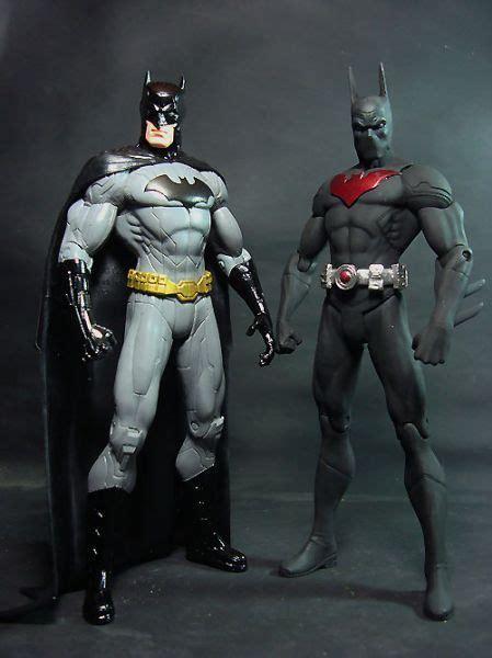Mainan Figurin Superman Batman Worlds Finest Figure Isi 2 81507 batman beyond dc direct custom figure custom figures by others and a few by