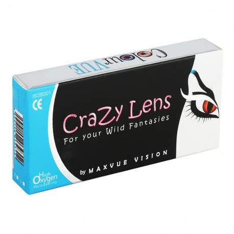 the cheapest crazy lens with powers (2 lenses) lenses!