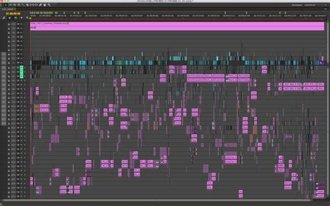 after effects premiere workflow 95 minute timeline in adobe premiere pro cc tips for