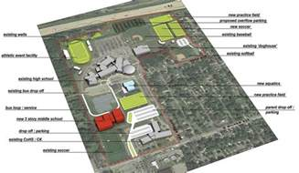 Football Stadium Floor Plan portage schools hammers out timeline plans for