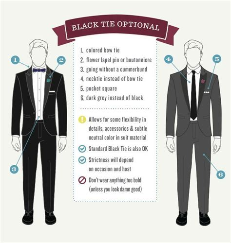 wedding black tie optional etiquette the gentlemanual s guide to the black tie optional dress