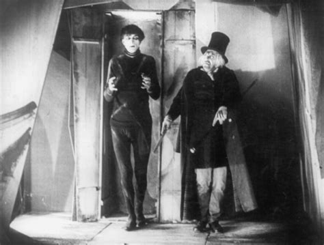 Cabinet Docteur Caligari by Das Cabinet Des Dr Caligari 1919 Bfi