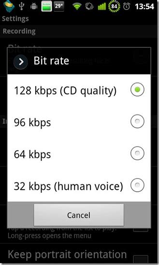 format audio android record audio in mp3 format with hi q mp3 recorder for android