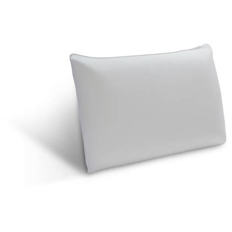 comfort revolution memory foam pillow comfort revolution 174 memory foam bed pillow 623596