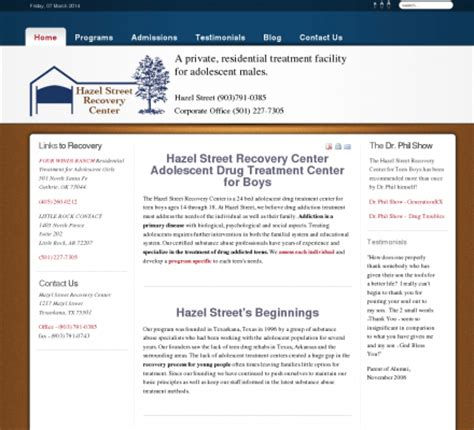 Medi Cal Detox Programs by Residential Treatment Programs California Backstage