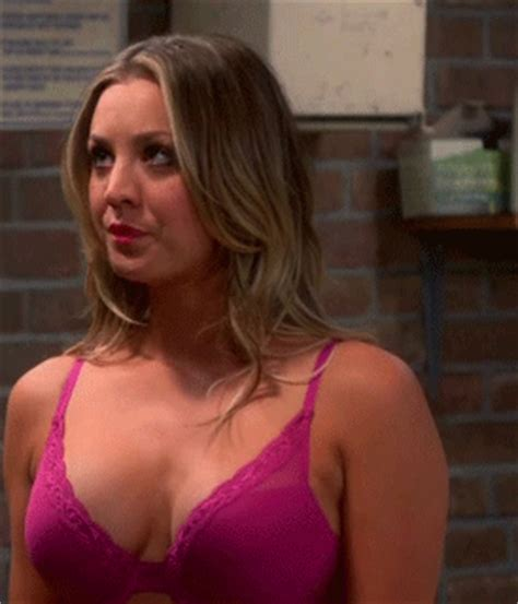 Sexy Kaley Cuoco Pics And Gifs