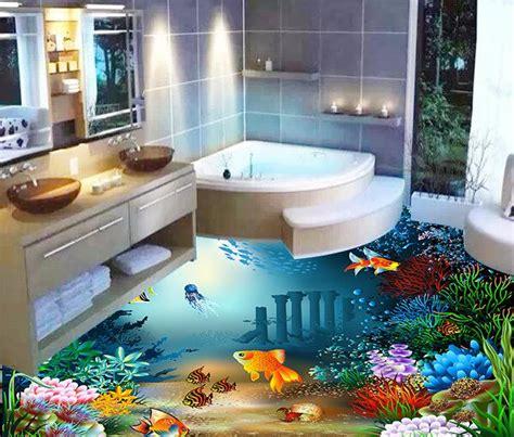 Online Cheap Home Decor popular bathroom ocean floor tile buy cheap bathroom ocean