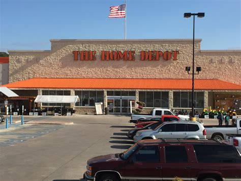 the home depot in kerrville tx 830 895 8