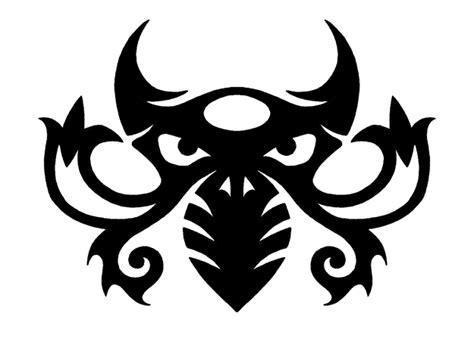 tribal tattoo knight gorilla tribal
